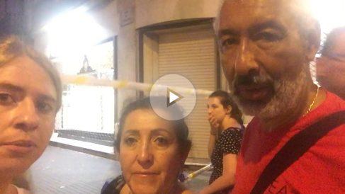 En directo desde Las Ramblas de Barcelona. (Foto: OKD)