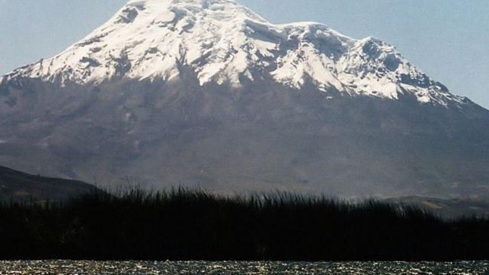 Seguro que no conocías este dato: el punto más alejado del centro de la Tierra es el volcán Chimborazo.