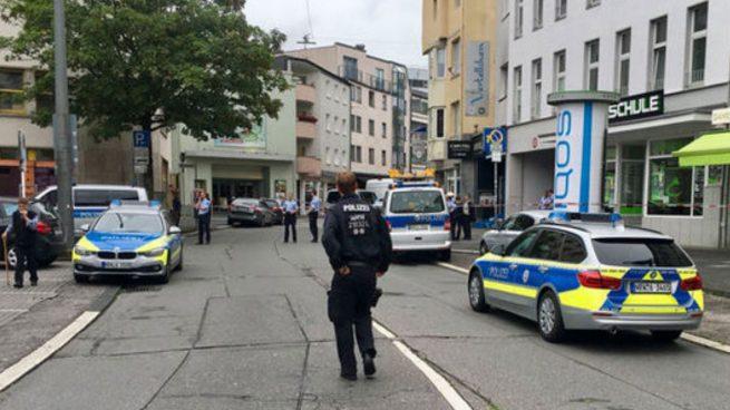 Al menos un muerto por acuchillamiento en Dusseldorf