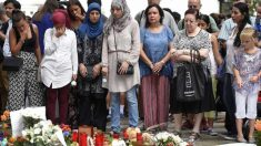 Musulmanes en Barcelona (AFP)