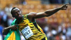 Usain Bolt es uno de los deportistas más alabados del deporte moderno.