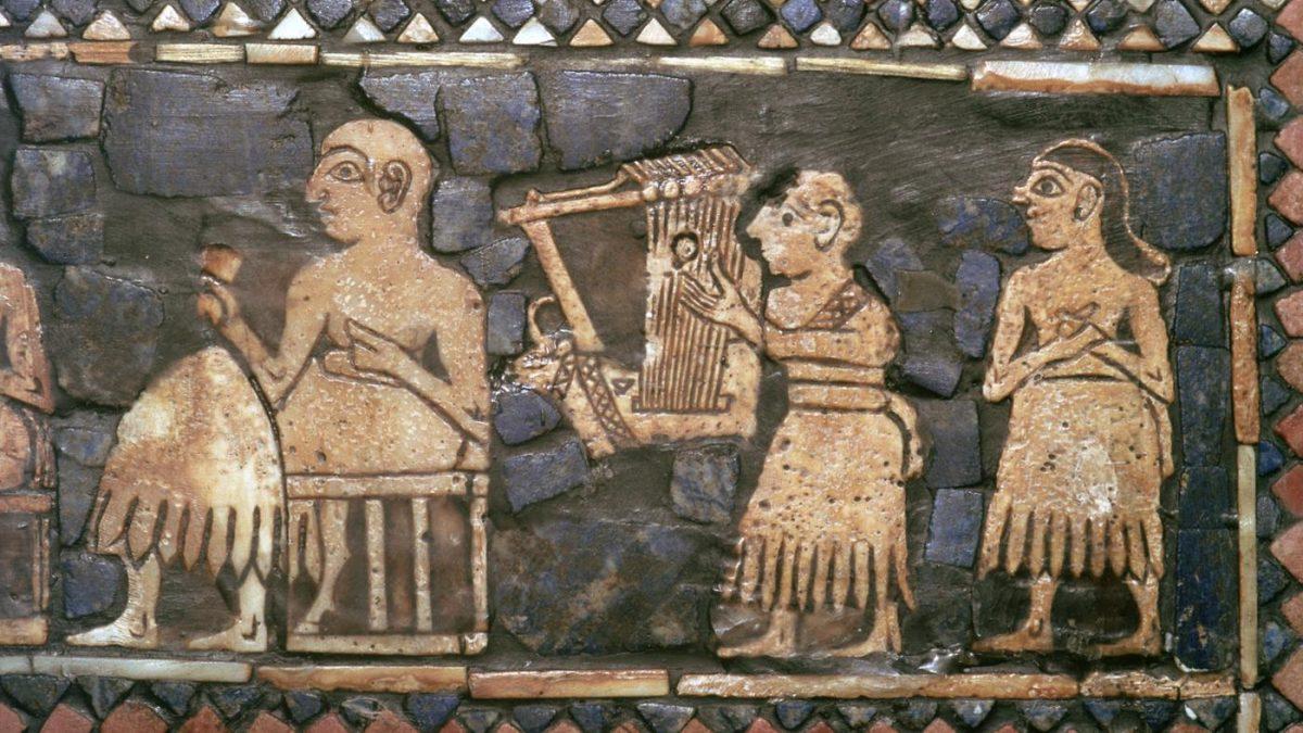 Sumeria es una región histórica de Oriente Medio que pertenecía a la antigua Mesopotamia.