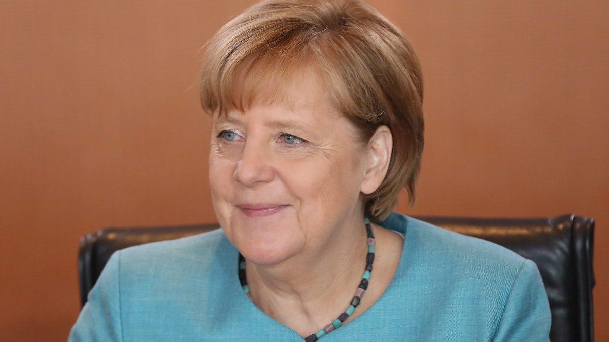 Angela Merkel, canciller de Alemania (Foto. Getty)
