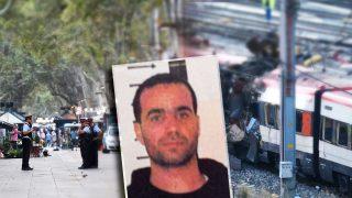 El imán de Ripoll, Abdelbaki Es Satty, considerado el cerebro de los atentados de Barcelona y Cambrils.