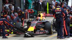 Los resultados del equipo Red Bull no han sido todo lo brillantes que se esperaban antes de que comenzase la actual temporada de Fórmula 1. (Getty)
