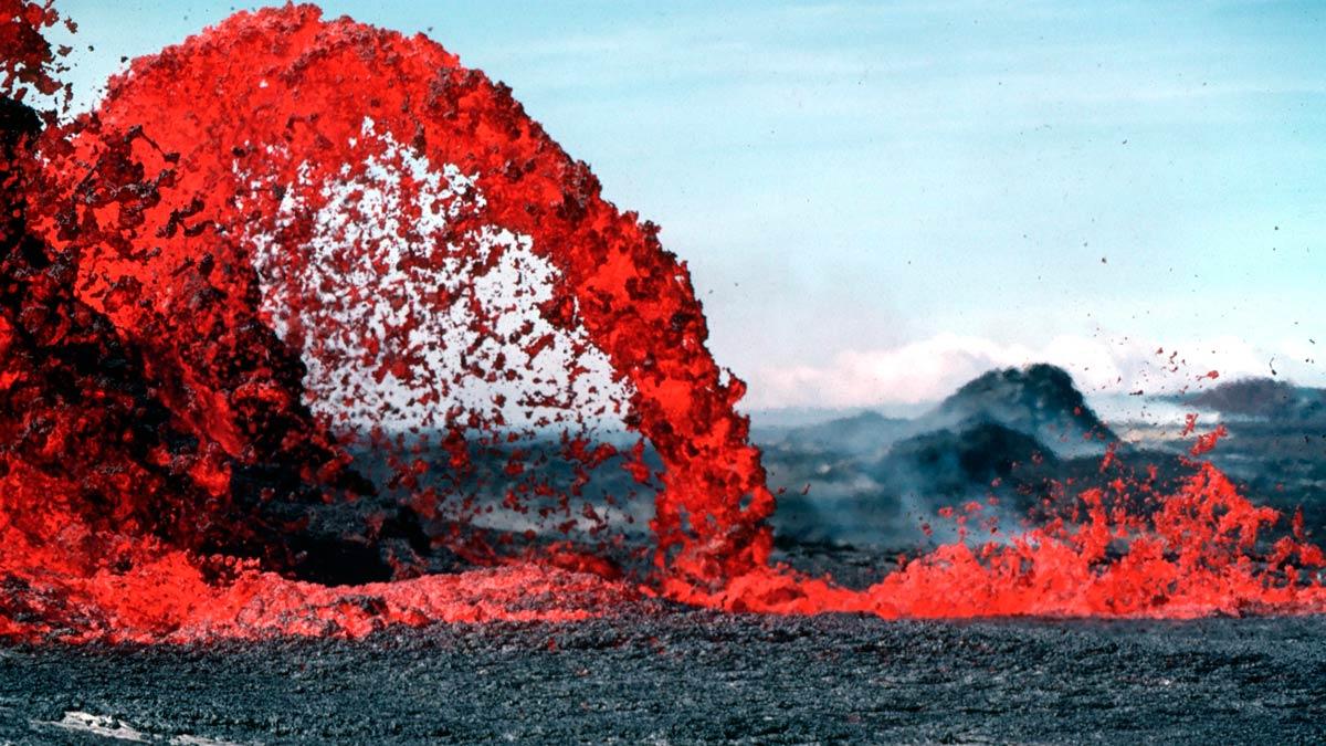 Investigadores de la Univeridad de Edimburgo han demostrado que la Antártida es la región volcánica más grande del planeta.