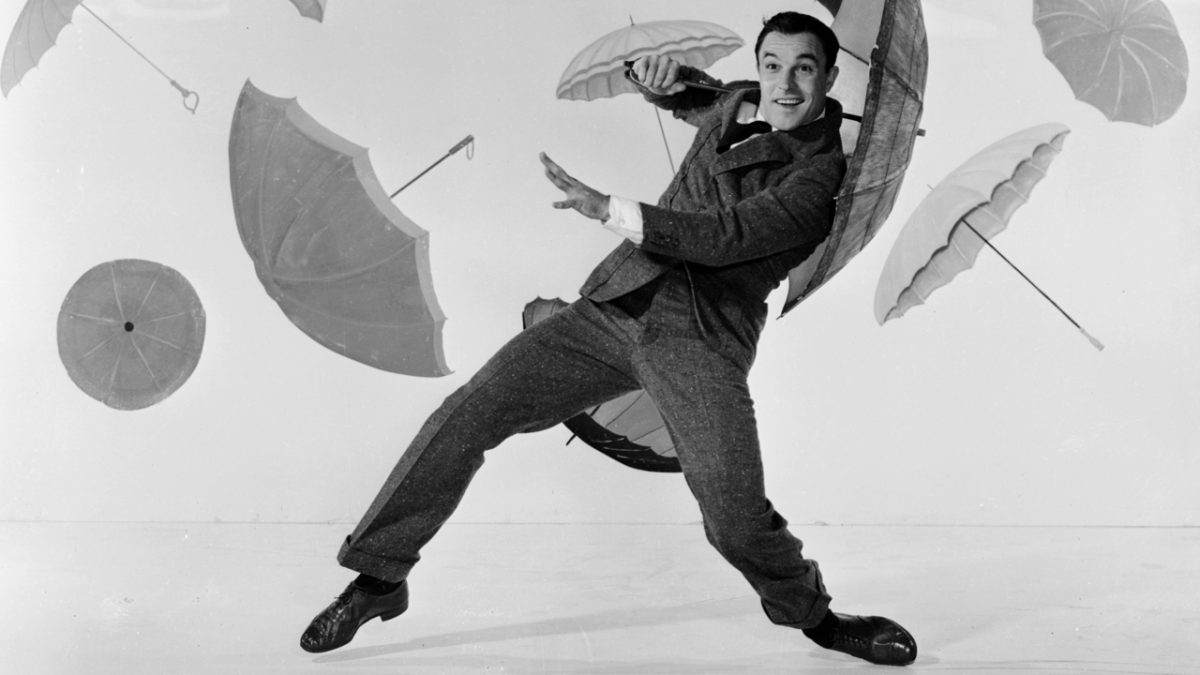 Gene Kelly consiguió combinar durante en su carrera profesional sus dos pasiones: el baile y la actuación.