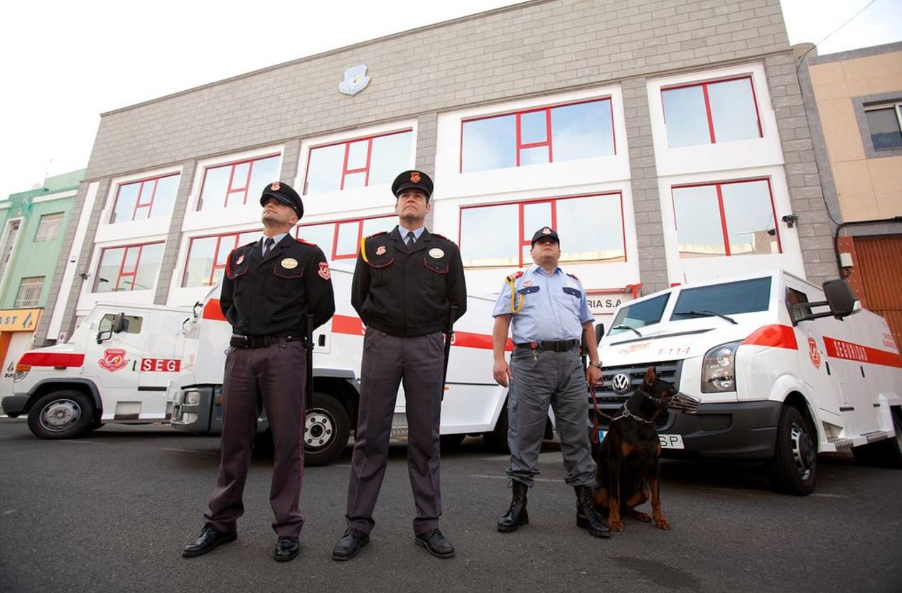 Vigilantes de SIC (Foto. SIC)