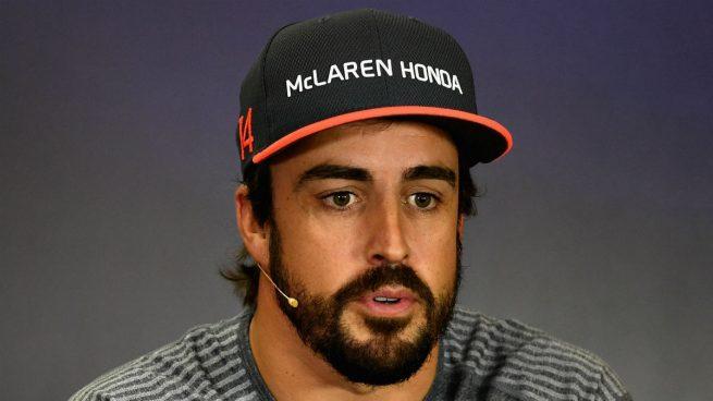 """Alonso, más optimista que nunca: """"A medida que avanza la temporada somos más fuertes"""""""