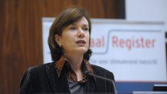 Joanne Kellermann, miembro de la JUR (Foto. JUR)