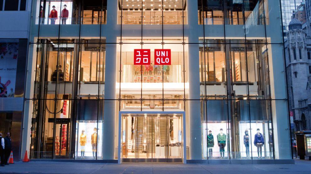 Tienda de Uniqlo en Nueva York (Foto. Uniqlo)
