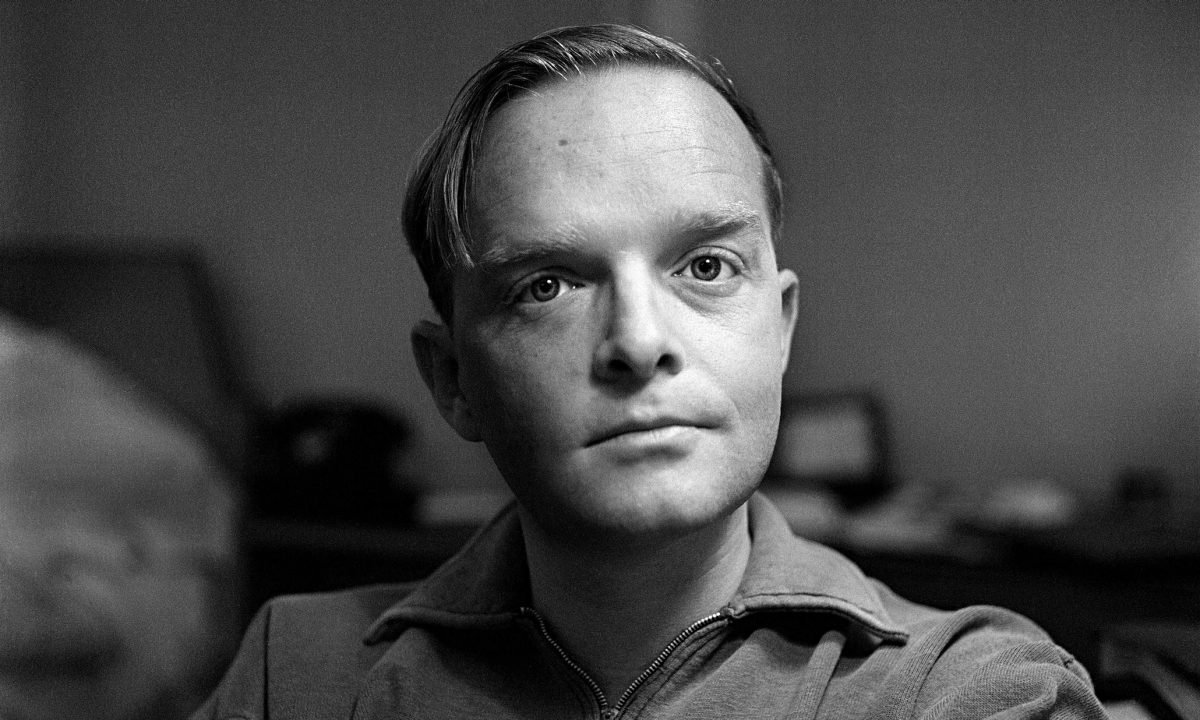'A sangre fría' fue la obra cumbre del célebre escritor Truman Capote.