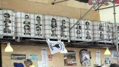 Fotografías de presos de ETA (Foto: EFE)