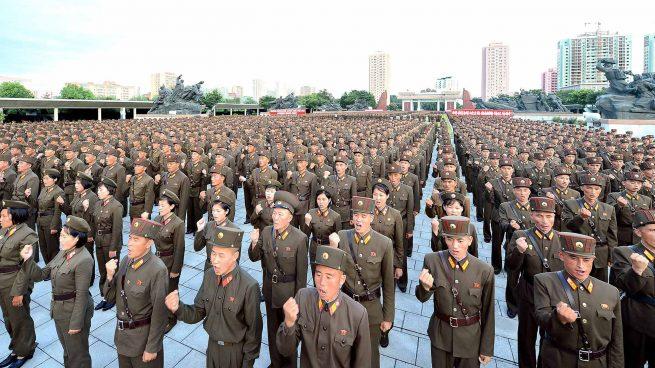 La mafia y el contrabando se instalan en el ejército de Corea del Norte