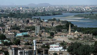 Jartum, capital de Sudán