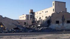 La región de Jufra (Libia) ha sufrido u n nuevo atentado del ISIS.