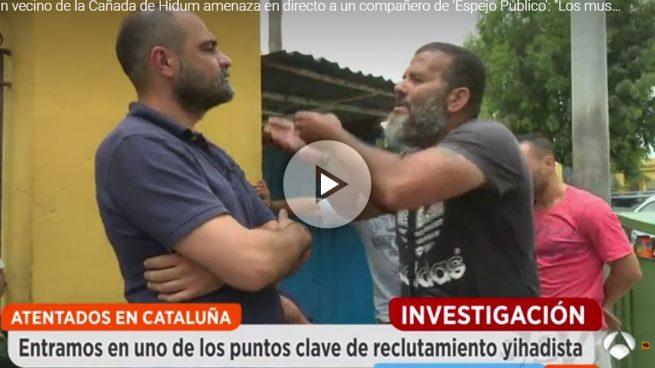 """Un musulmán en Melilla amenazó ante la cámara en junio con """"coger una furgoneta y lanzarse"""""""