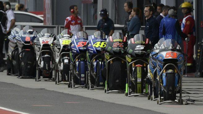 MotoGP quiere copiar los pit stop de la Fórmula 1 para evitar accidentes