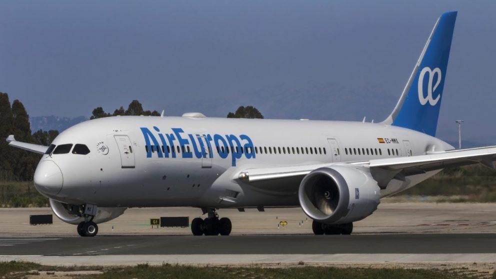 Dreamliner de Air Europa