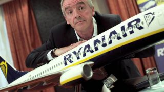 Michael 0'Leary, presidente de Ryanair (Foto: Getty)