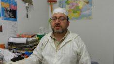 El imán y presidente de la Comunidad Musulmana en Castialla-La Mancha, Mohamed El Seyoufi. (Foto: Riánsares López en La Tribuna de Cuenca)