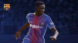 Dembele, nuevo jugador del Barcelona. (Fcbarcelona.es)