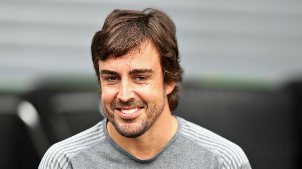 Fernando Alonso ha anunciado que durante el mes de septiembre decidirá si finalmente sigue corriendo en Fórmula 1 o se va a otro campeonato. (Getty)