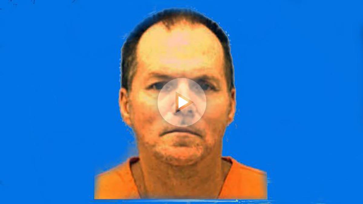 Mark Asay al que se le ha aplicado la pena de muerte en Florida con un nuevo fármaco.