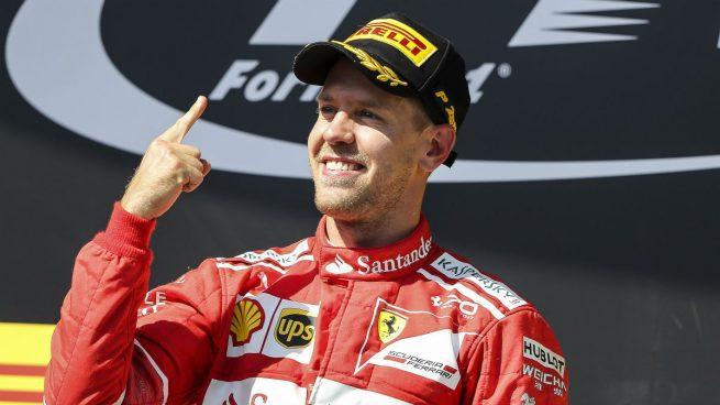"Vettel da largas a Ferrari para renovar: ""No sucederá nada en las próximas dos semanas"""