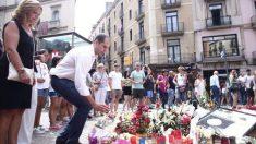 Ignacio Aguado en la concentración de Madrid.