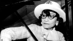 La diseñadora francesa Coco Chanel Foto. Getty