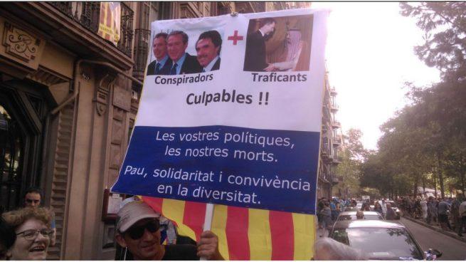 La CUP convoca una concentración alternativa para acusar al Estado y al Rey de los atentados