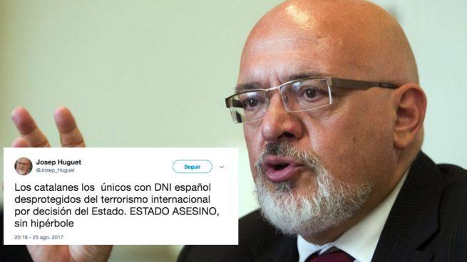 """Un conseller del govern Montilla acusa al Gobierno del atentado y les llama """"asesinos"""""""