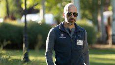 Dara Khosrowshahi, nuevo CEO de Uber (Foto:Getty)