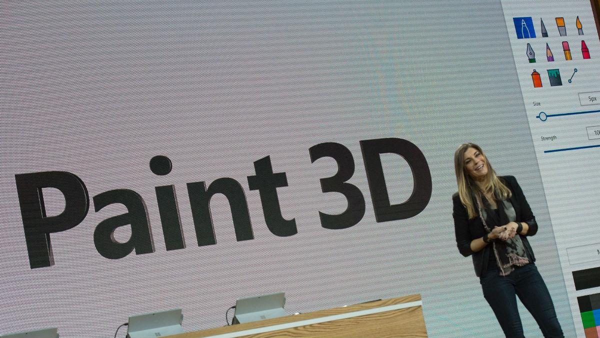 Microsoft jubila Paint, que será sustituido por Paint 3D (Foto:Getty)