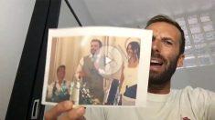 Álvaro Ojeda comentando la boda de Alberto Garzón.