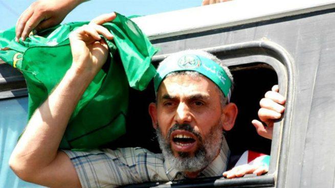 Hamas dispuesta a negociar vía intermediarios si Israel antes libera a 54 terroristas palestinos
