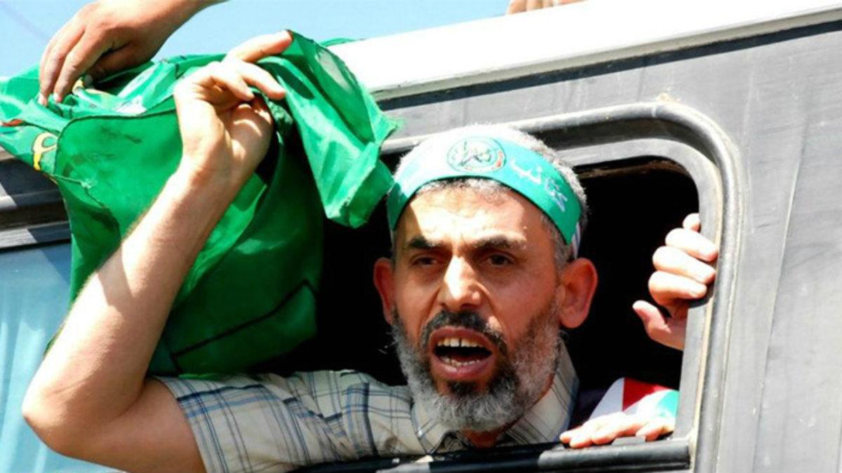 Yahya Sinwar, líder del grupo terrorista Hamas en Gaza.