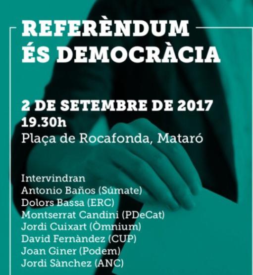 Podemos dice que apoyará el referéndum ilegal si JxSí y la CUP le permiten hacer enmiendas a la ley