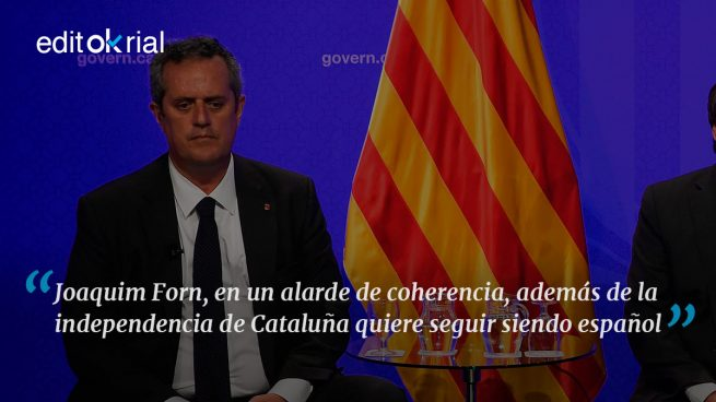 El talibán independentista quiere ser español