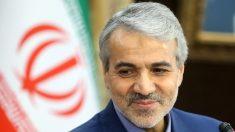 El portavoz de l Gobierno iraní, Mohamad Baqer Nobajt.