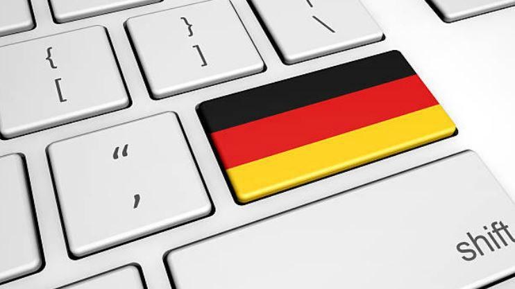 números en alemán