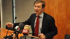 Pere Lluís Huguet, presidente de la asociación de juristas Llibertats.