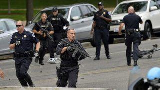 Policías de Estados Unidos.