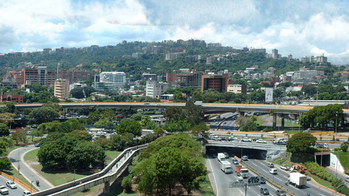 Vista de la ciudad de Caracas, capital de Venezuela. (Foto: Gabriela Camaton/Flickr)