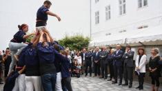 """Acto en la """"embajada"""" catalana en Dinamarca"""