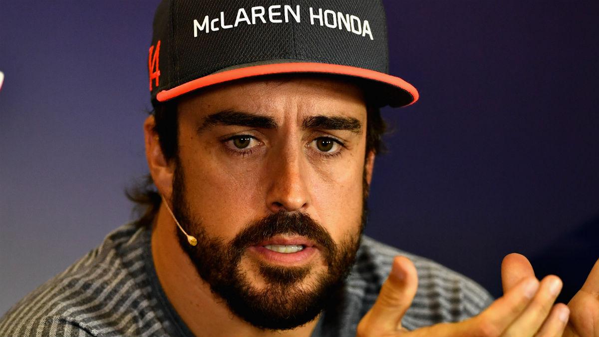 Fernando Alonso saldrá último en Monza (Getty)