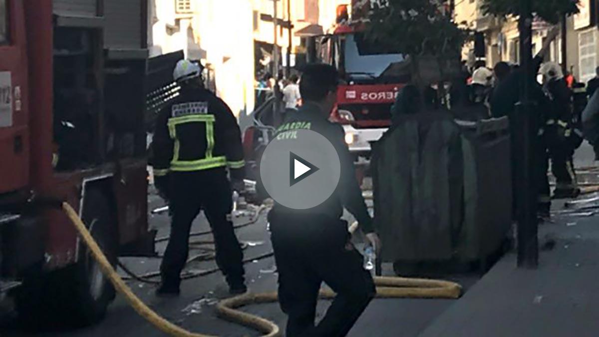 Policía en Granada