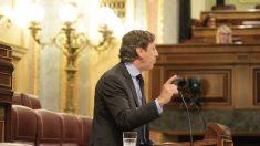 Rafael Hernando, portavoz parlamentario del PP. (Foto: Francisco Toledo)