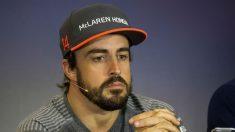 El histórico equipo Williams aparece en el horizonte de Fernando Alonso como uno de sus posibles destinos para la temporada 2018. (Getty)